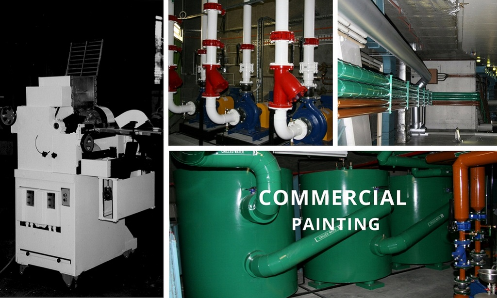 Commercial Painters Spencer