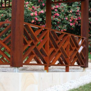 balustrade design from state parliament house